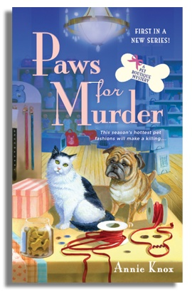 Paws for Murder